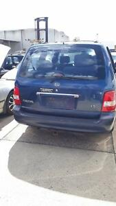 Now Wrecking Kia Carnival 2005 Coopers Plains Brisbane South West Preview