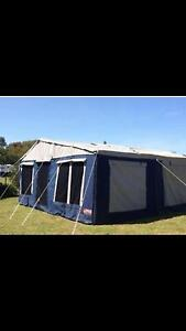 Camping Trailer Summerland Point Wyong Area Preview