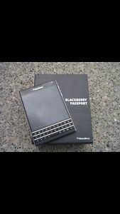 Blackberry Passport !! Will include Blackberry New Leather Case