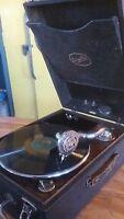 Grammofono Edison Bell Gramophone -  - ebay.it