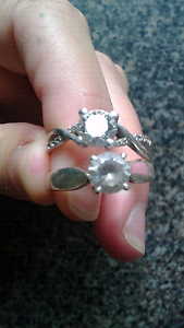Silver rings Medina Kwinana Area Preview