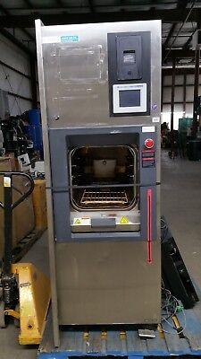 Steris Amsco Lab 110 Lv-110 Laboratory Steam Sterilizer Autoclave
