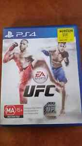 UFC   PS4 Game UFC - preowned Thomastown Whittlesea Area Preview