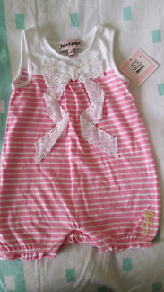 Wanted: JUCY COUTURE baby girl romper 0-3 months