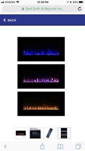 Northwest LED Electric Fireplace