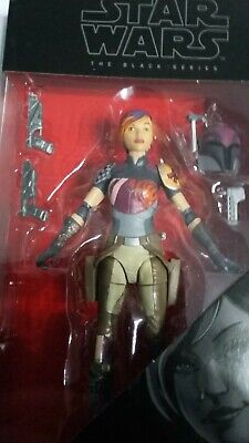 Star wars Black Series 6 Inch Sabine Wren. ( Rebels )