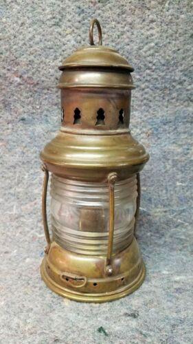 Perko Perkins Anchor Jr.  maritime nautical Lantern