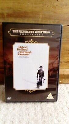 Jeremiah Johnson [DVD] [1972] - starring Robert Redford (Region 2 UK)