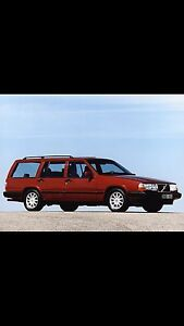 WTB - Volvo 940/740 Wagon Carlingford The Hills District Preview