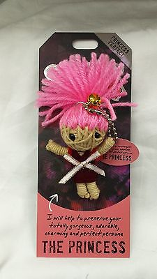 WATCHOVER VOODOO DOLL, THE PRINCESS,  BRAND NEW!!!