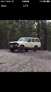 1987 deisel 60 series. Grafton Clarence Valley Preview