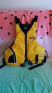 Kayak PFD. Ultra Rewa Womens Kayak Life Jacket. Size 8 As new. Macquarie Hills Lake Macquarie Area Preview