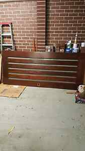 Solid front door Epping Whittlesea Area Preview
