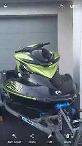 Sea doo rxp215 Chipping Norton Liverpool Area Preview
