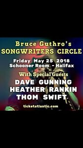 Bruce Guthro Songwriters Circle