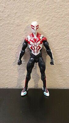 Marvel Legends Spider-man 2099 Sandman baf action figure -LOOSE