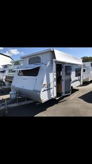 2005 Jayco Freedom Pop Top Caravan