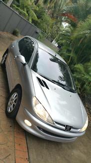 2001 Peugeot 206 XT
