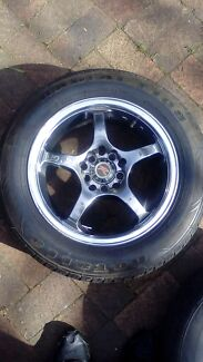 RS GT RIMS NEED GONE ASAP $420 NEGOTIABLE!!  Burwood Burwood Area Preview