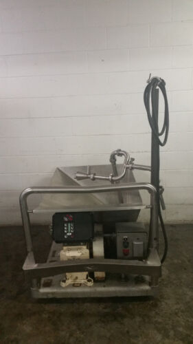 Frost-O-Fast Chocolate Pump Heated 230v Tested Bakery DT25
