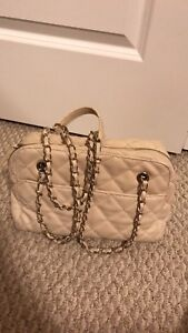Forever 21 beige purse