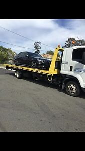 Tow truck 24 hour till tray cheaper Brisbane call  Browns Plains Logan Area Preview