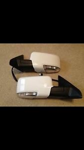 Dodge Ram side mirrors