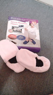 Microwave Slippers New