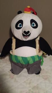 Soft panda toy