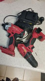 Workzone 20w Impact drive,drill ,charger and battery Nerang Gold Coast West Preview