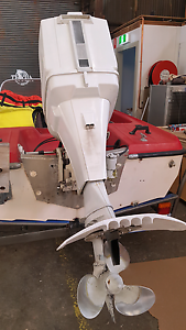 75Hp Chrysler Outboard Lindisfarne Clarence Area Preview