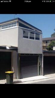 Wanted: Granny flat studio above garage
