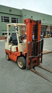 0 Chariot élévateur/Forklift, Nissan CPP020
