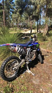 YZF 250 Quinns Rocks Wanneroo Area Preview
