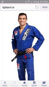 Kimono (A2) jiu jitsu storm