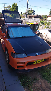 Honda crx ed9 ef9 1989 b16a St Marys Penrith Area Preview
