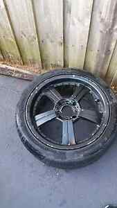 Bmw e30 1988 rims and tyres Campbelltown Campbelltown Area Preview
