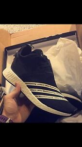 Adidas White mountaineering NMD R2 us 11 Melbourne CBD Melbourne City Preview