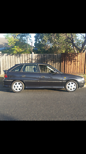 1996 Holden Astra Hatchback Carnegie Glen Eira Area Preview