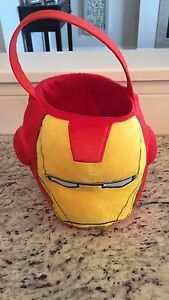 Iron man Easter egg basket