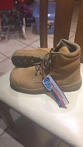 Blue steel work boots sz 10.5 Prospect Prospect Area Preview