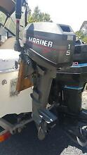 1999 model 15hp long shaft mariner Don Devonport Area Preview
