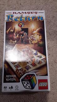 "Lego ""Ramses Return "" Game"