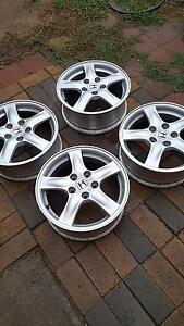 Honda Accord Euro Rims Calamvale Brisbane South West Preview