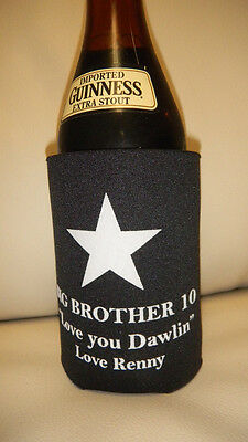 Cbs Big Brother 10 Renny Martyn Koozie  Enjoy Your Favorite Beverage Hot Or Cold