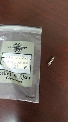 Bruel Kjaer Contact Pin New