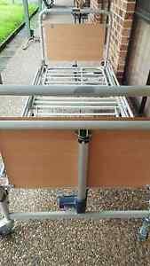 Hospital bed  single size Cobbitty Camden Area Preview