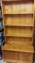 Bookcase with chest attached Wangi Wangi Lake Macquarie Area Preview