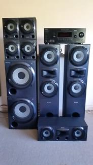 Sony Home Theater System. 7.2 ch Mu Te Ki STR-KM7000. Dolby DTS.