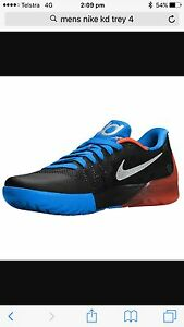 Men's Nike KD Trey 4 Basketball Shoes Paskeville Copper Coast Preview